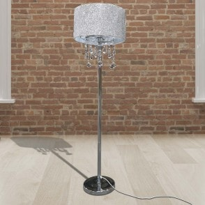 Antique French Style Kendal Floor Lamp