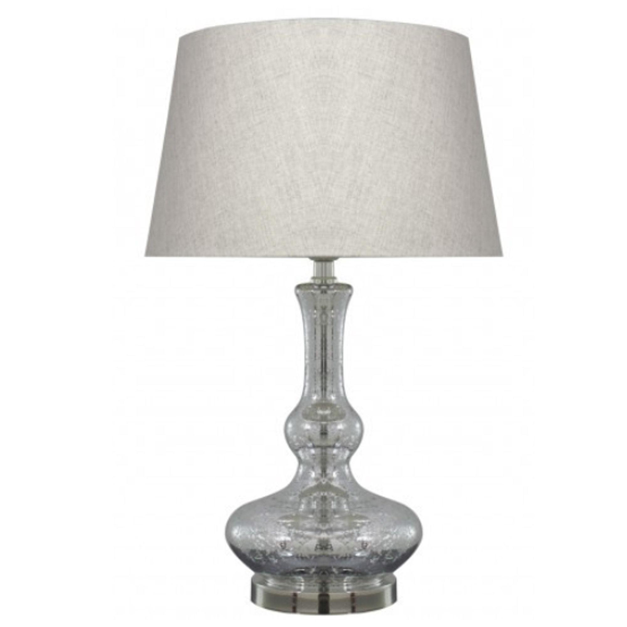 distressed pin silver antique lamps table lamp
