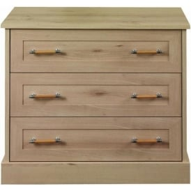 Singapore 3 Drawer Chest