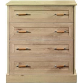 Singapore 4 Drawer Chest