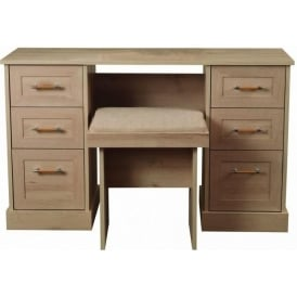 Singapore Double Dressing Table