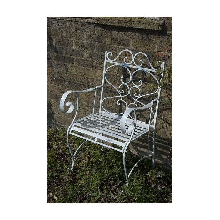 Single Antique French Style Garden, French Outdoor Furniture