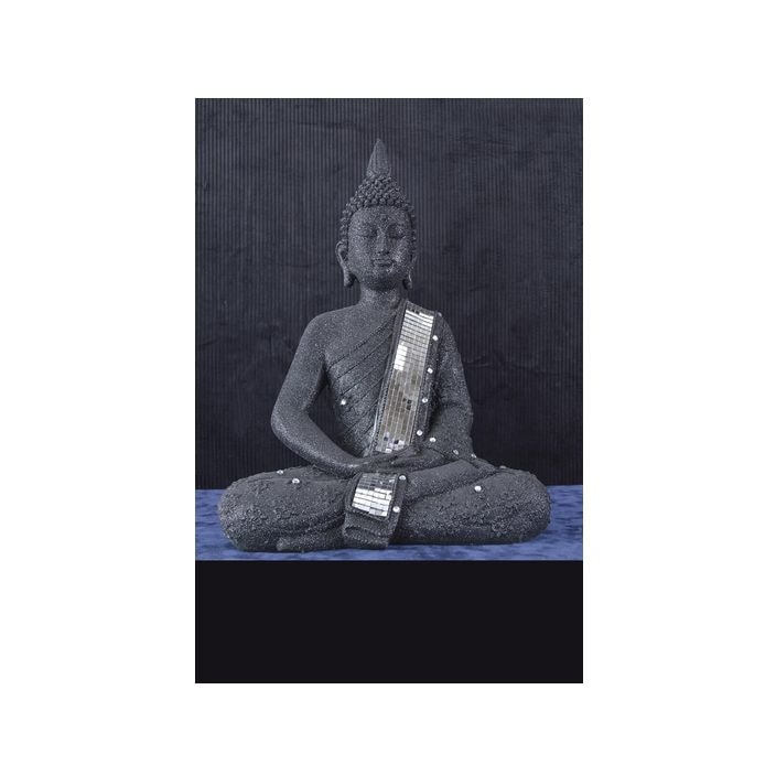 bathroom pictures black and white sitting buddha ornament 22285