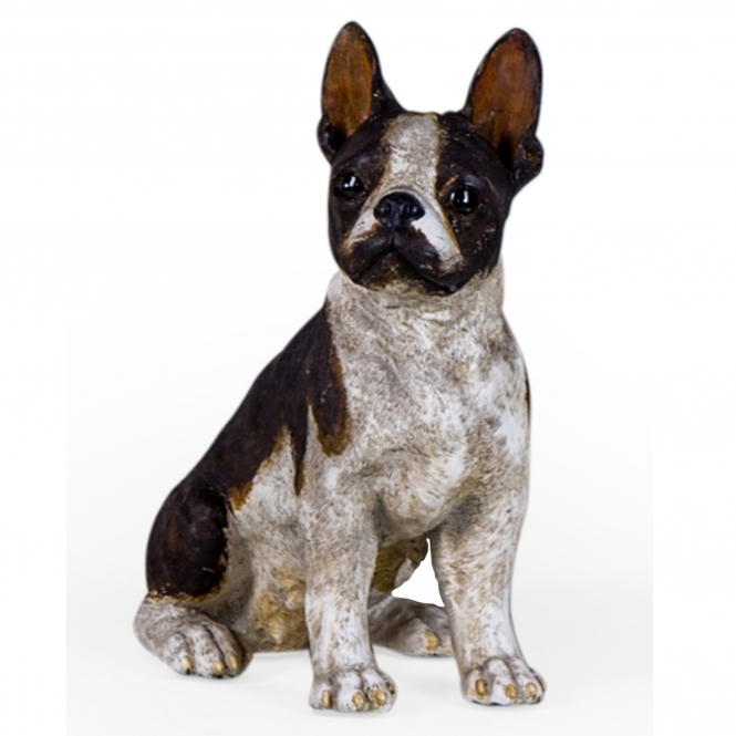 Sitting French Bulldog Ornament