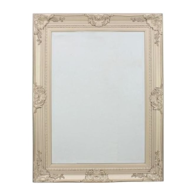 Small Baroque Antique French Style Mirror
