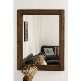 Small Country House Mirror