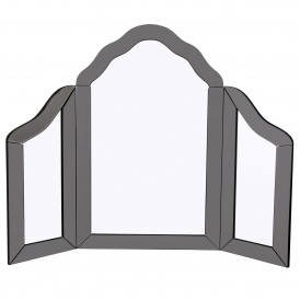 Smokey Venetian Dressing Table Mirror