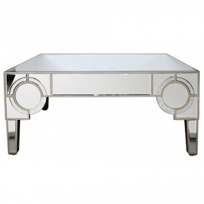 Sondrio Mirrored Coffee Table