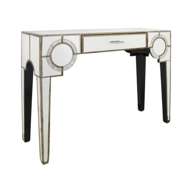 Sondrio Mirrored Console Table