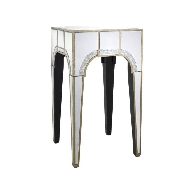 Sondrio Mirrored Side Table