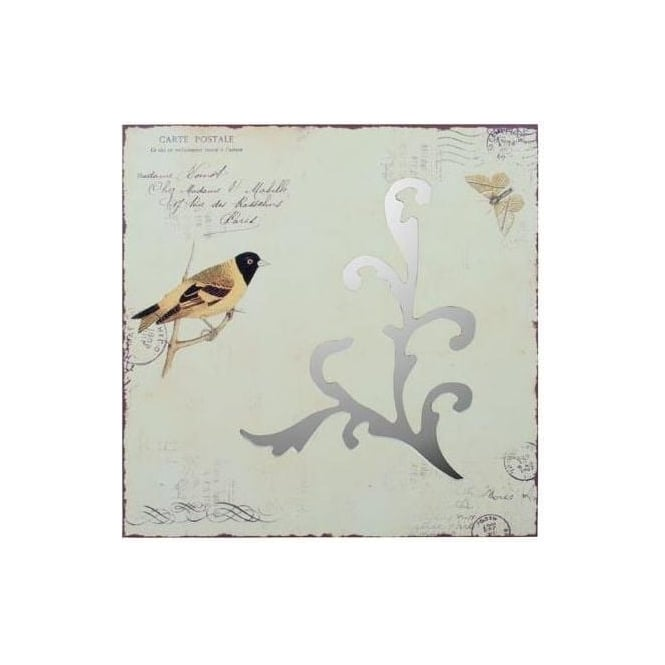 Songbird Wall Plaque