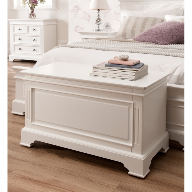 Sophia Shabby Chic Blanket Box