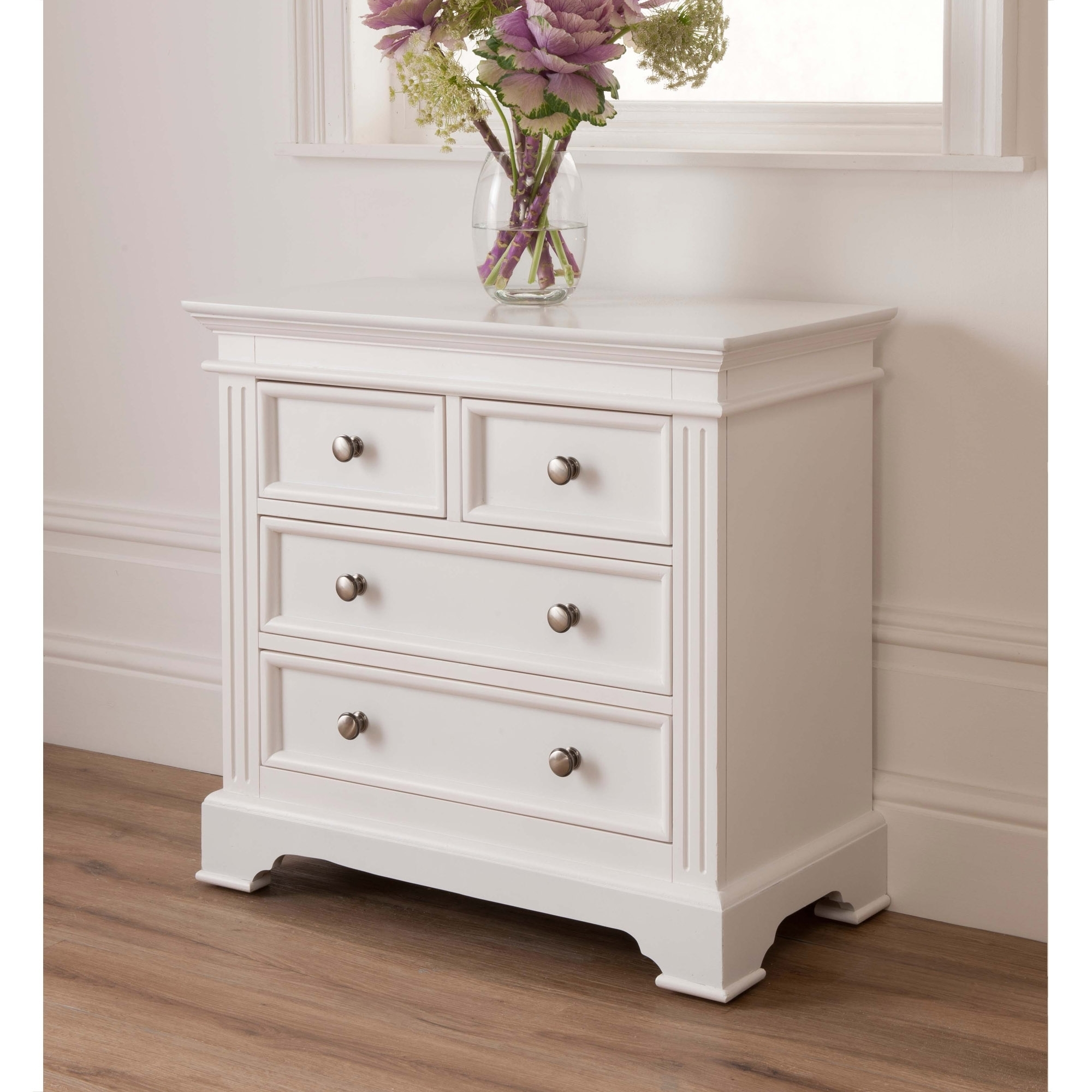 Sophia Shabby Chic Chest Of Drawers Working Well Alongside