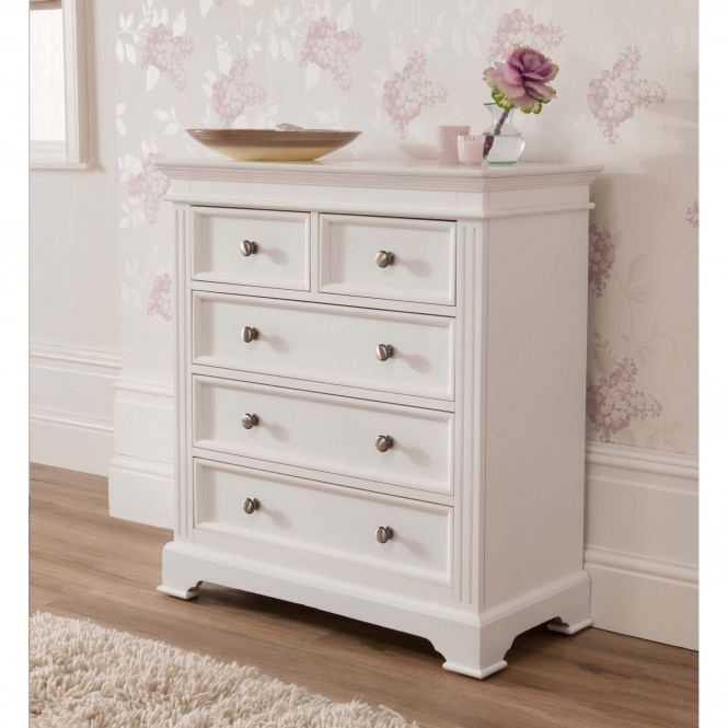Sophia Shabby Chic Chest Of Drawers