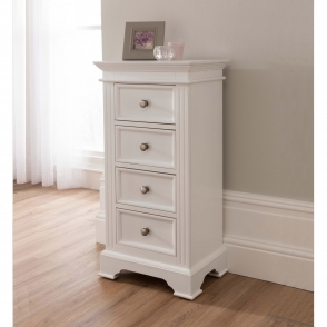 Sophia Shabby Chic Tallboy Chest