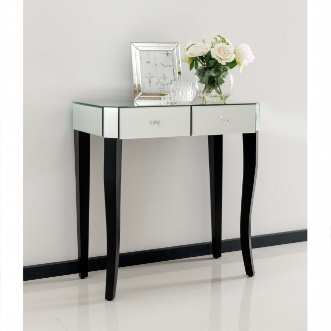Sorrento Mirrored Dressing Table