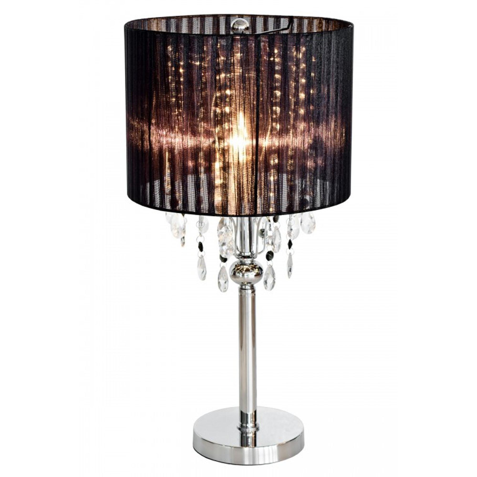 Spencer Bedside Table Lamp Tables Lamps, Bedside Table Chandelier Lamps