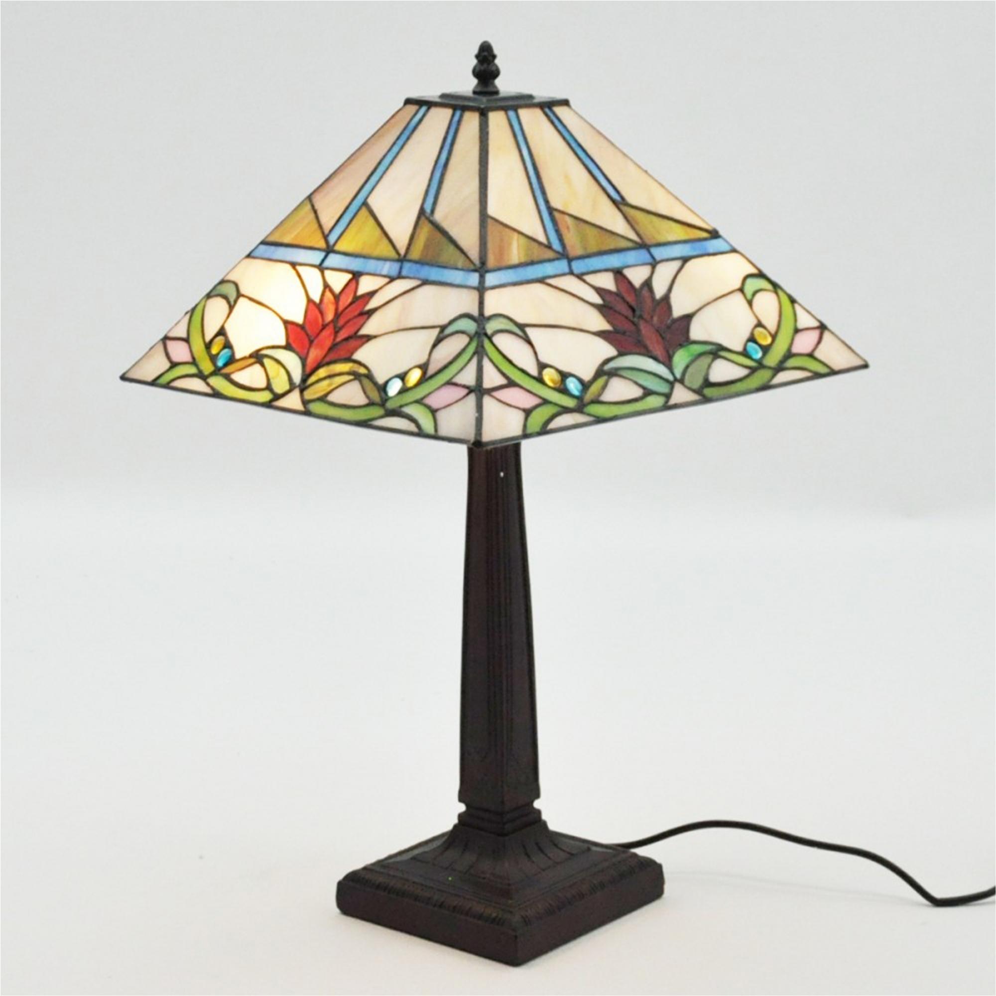 Square Tiffany Lamps | Tiffany Lamp