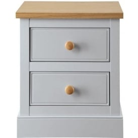 St. Ives Shabby Chic Bedside Cabinet