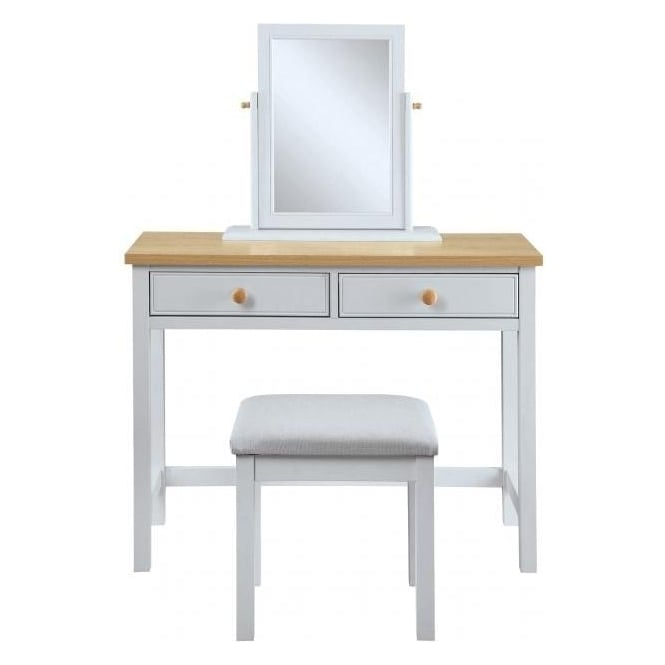 St. Ives Shabby Chic Dressing Table Set