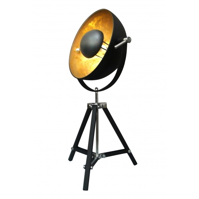 Stage Table Lamp