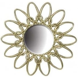Starburst Antiqued Mirror (Factory Second)