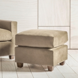 Stratford Footstool in Field Beige
