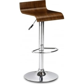 Stratos Stool - Walnut Seat