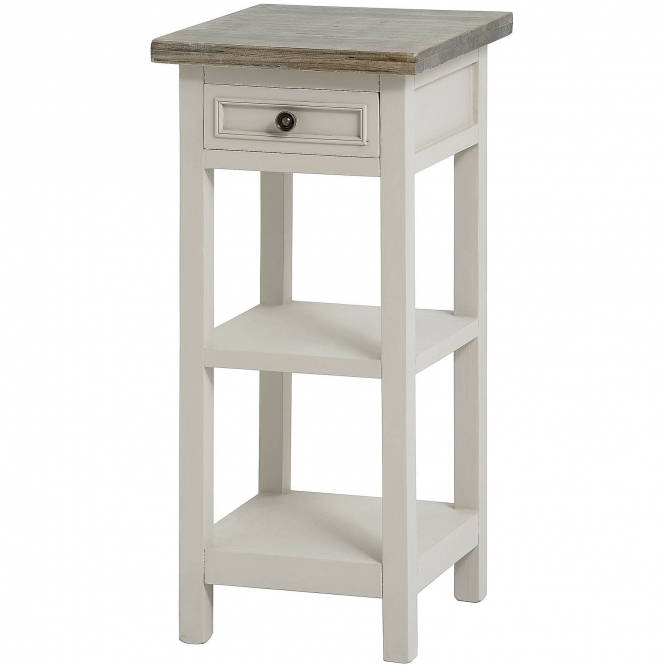 Studley Shabby Chic 1 Drawer Side Table