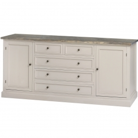 Studley Shabby Chic Large Sideboard