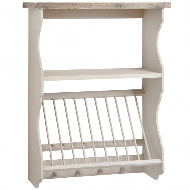 Studley Shabby Chic Plate Rack