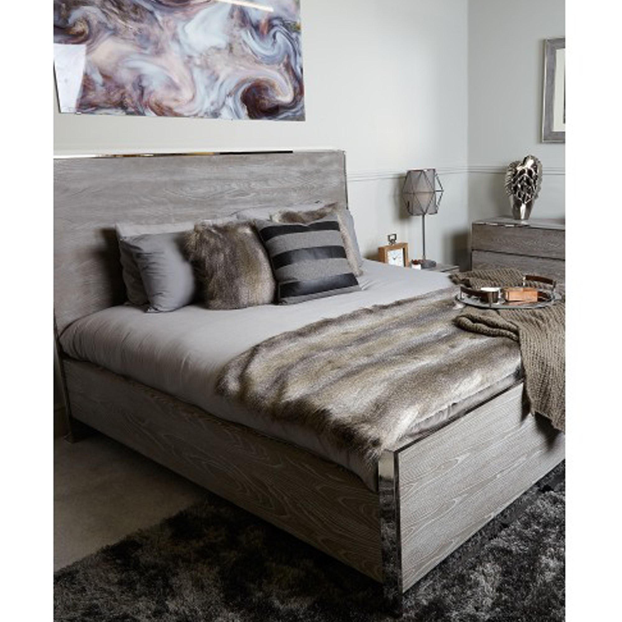 Super King Size Bed Frame Modern Bedroom Furniture Modern Bed