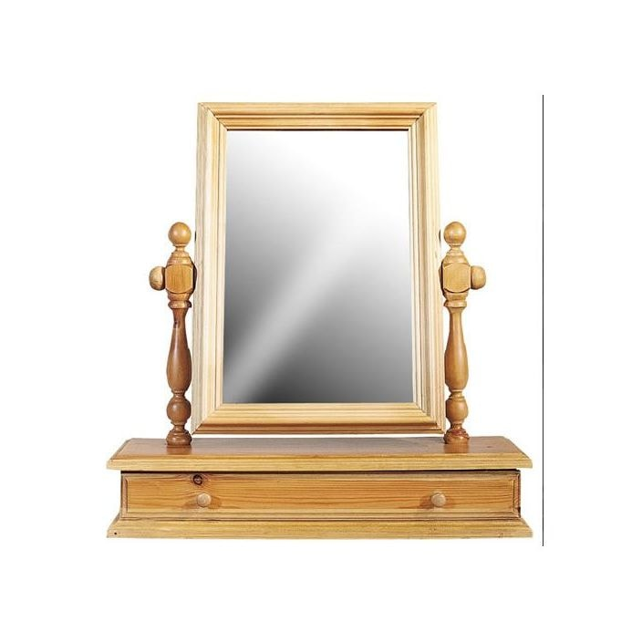 Swing Dressing Table Mirror With Drawer Table Mirrors From Homesdirect 365 Uk