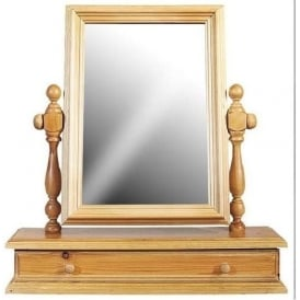 Swing Dressing Table Mirror With Drawer