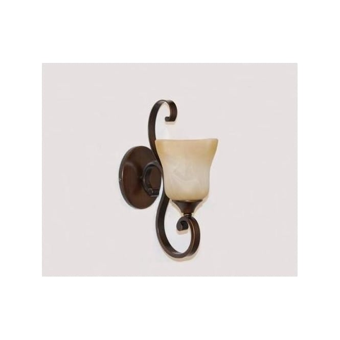 Sylvie Antique French Style Wall Light