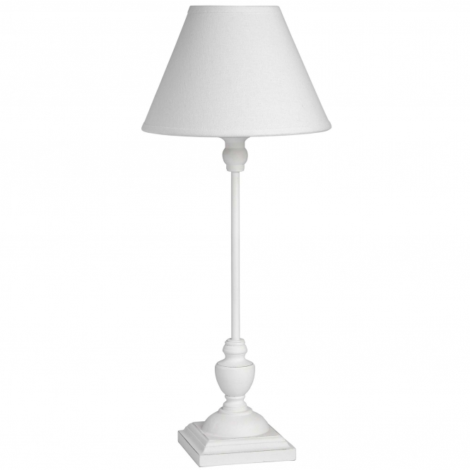 Symi Slim Antique French Style Table Lamp