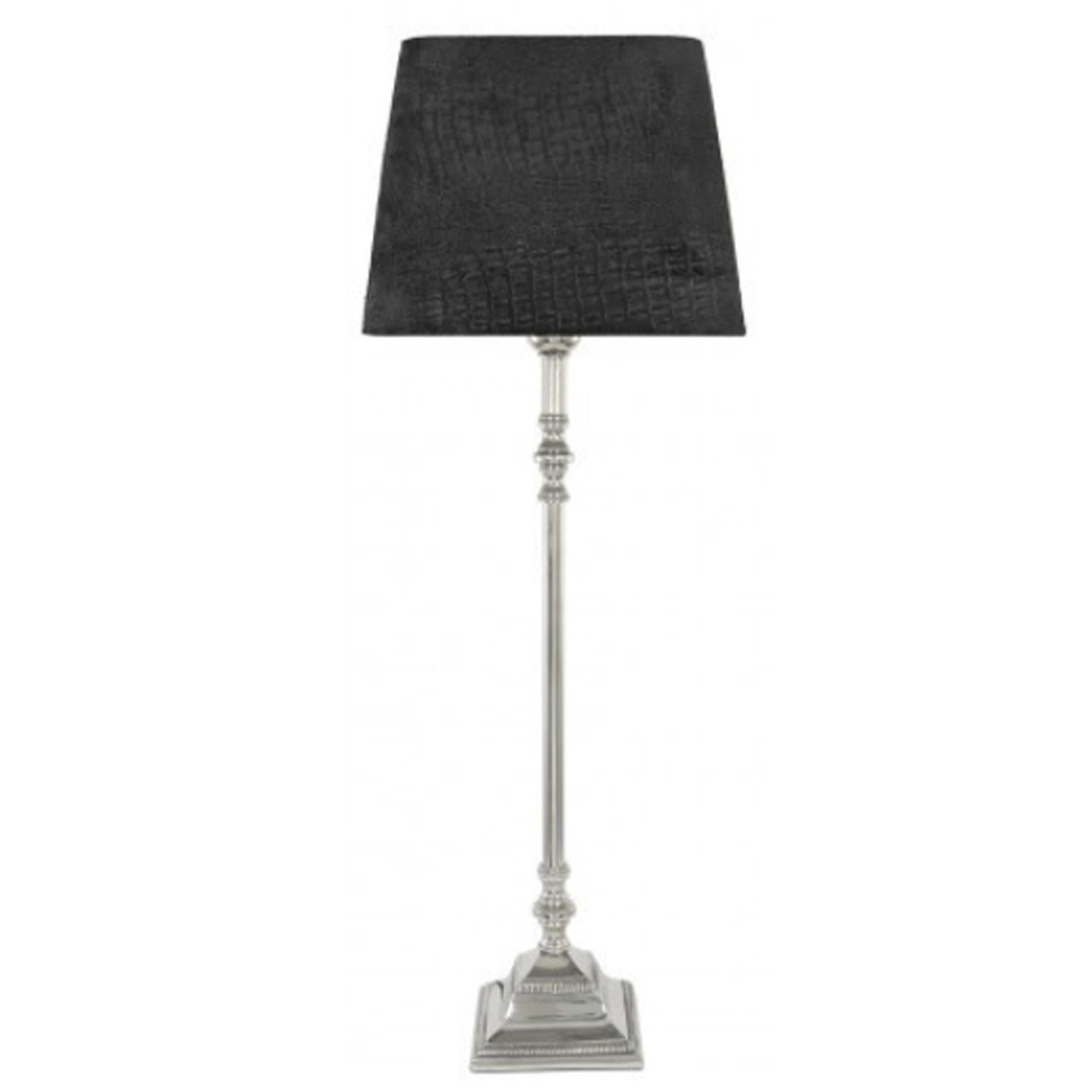 Modern Tall Tall Chrome Lamp Chrome Tall Table Modern Modern Lamp Table Chrome A45jq3LR