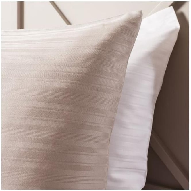 Taupe Strada Housewife Pillowcase (2 Pack)
