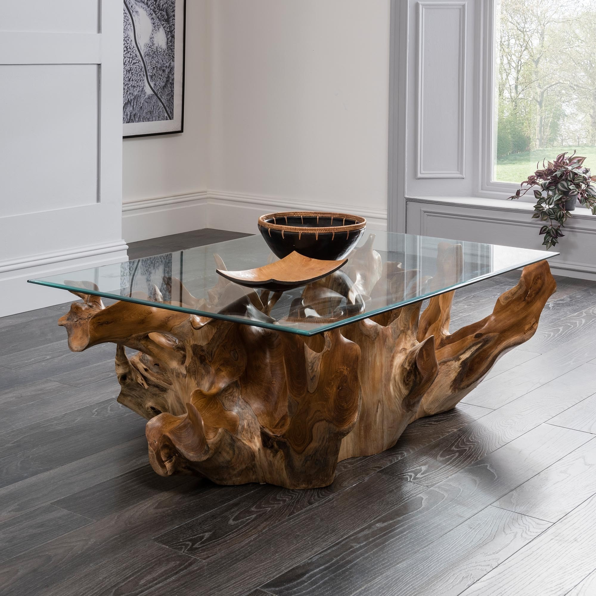Teak Root Coffee Table | Teak Root Lounge Furniture Online Now