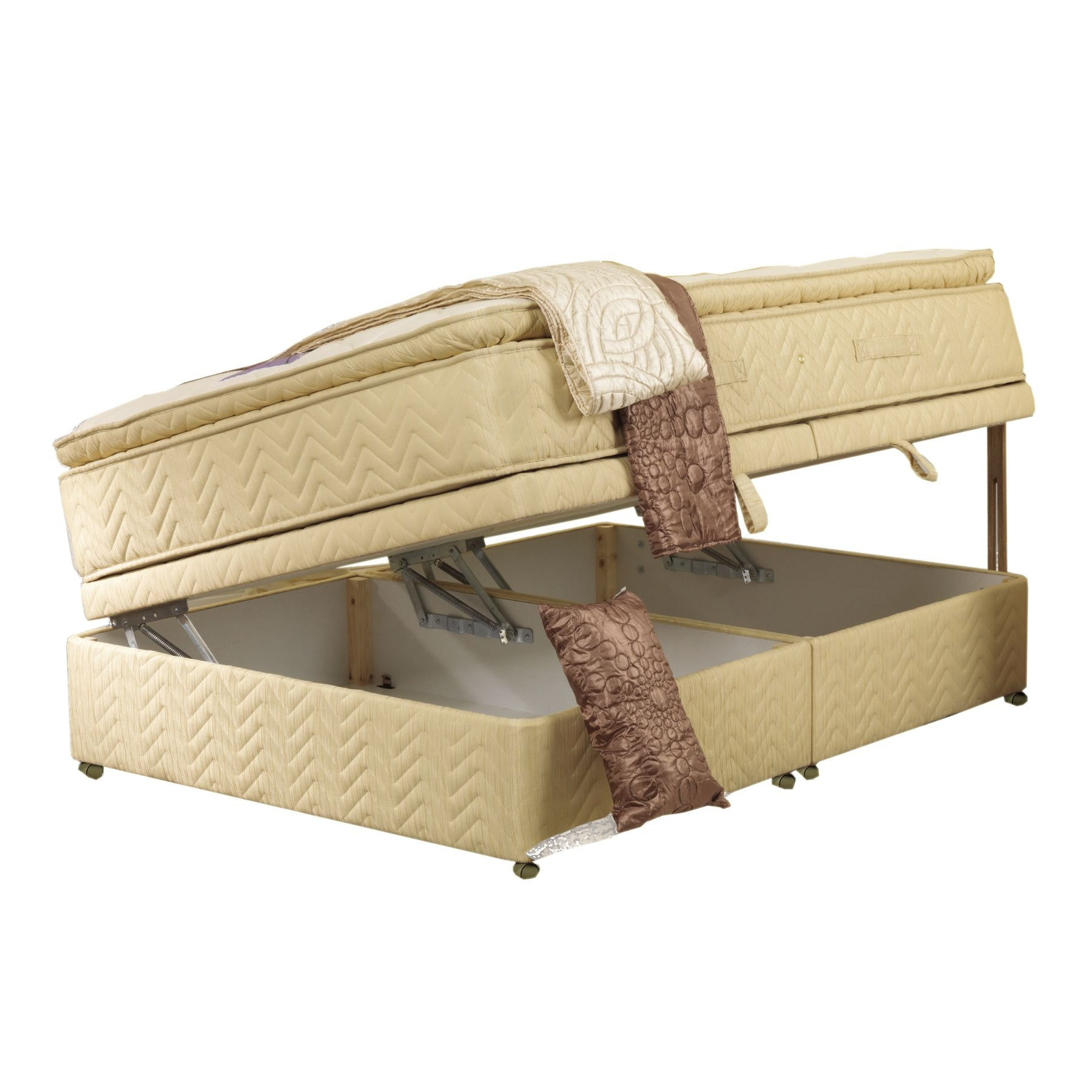 Temperate divan base mattress for Divan base direct
