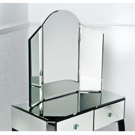 Three Folding Mirror