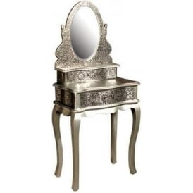 Tiffany Antique French Style Dressing Table