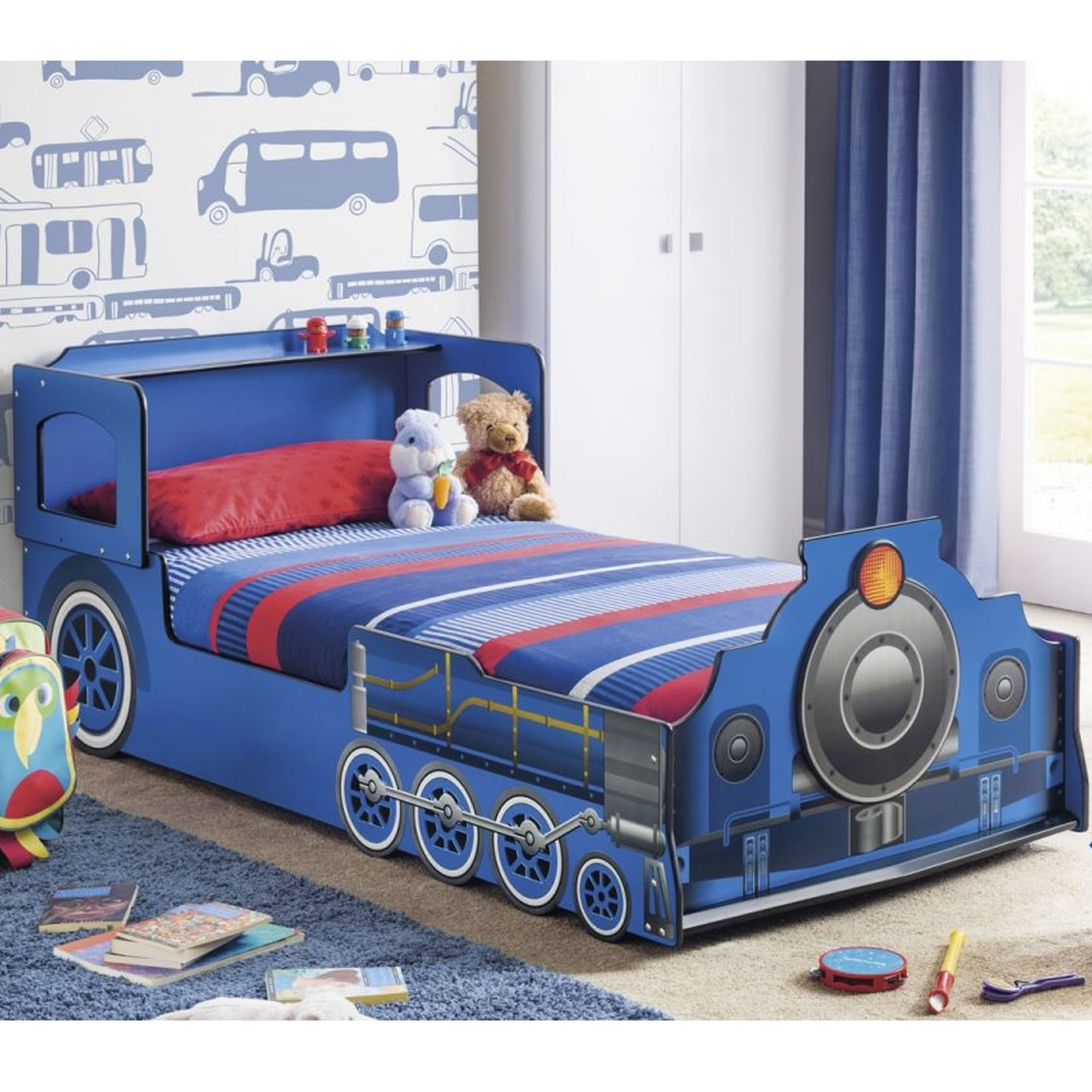 Tommy Train Bed Children S Bedroom Furniture