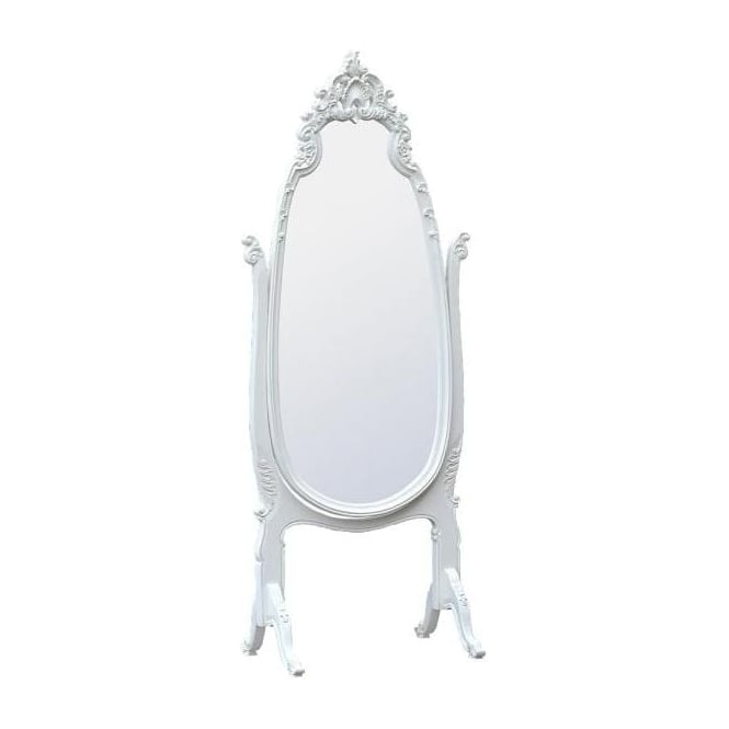 Tono Antique French Style Cheval Mirror
