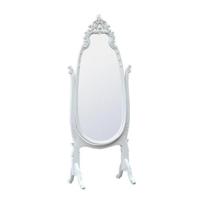 Tono Antique French Style Cheval Mirror