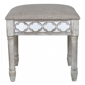 Toulon Antique French Style Stool