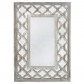 Toulon Antique French Style Wall Mirror