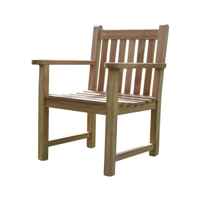 Traditional Teak Garden Chair