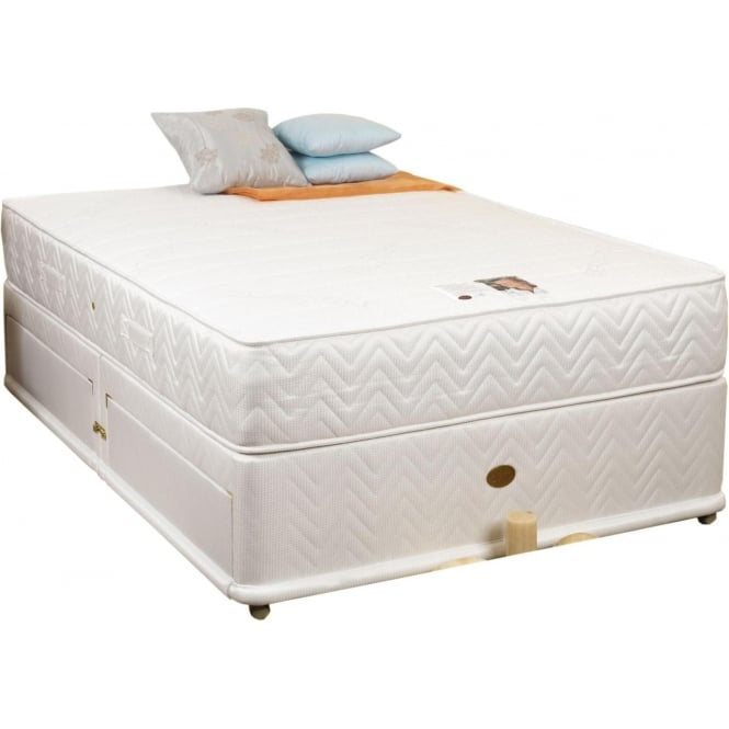 Tranquility 1200 Divan Base & Mattress
