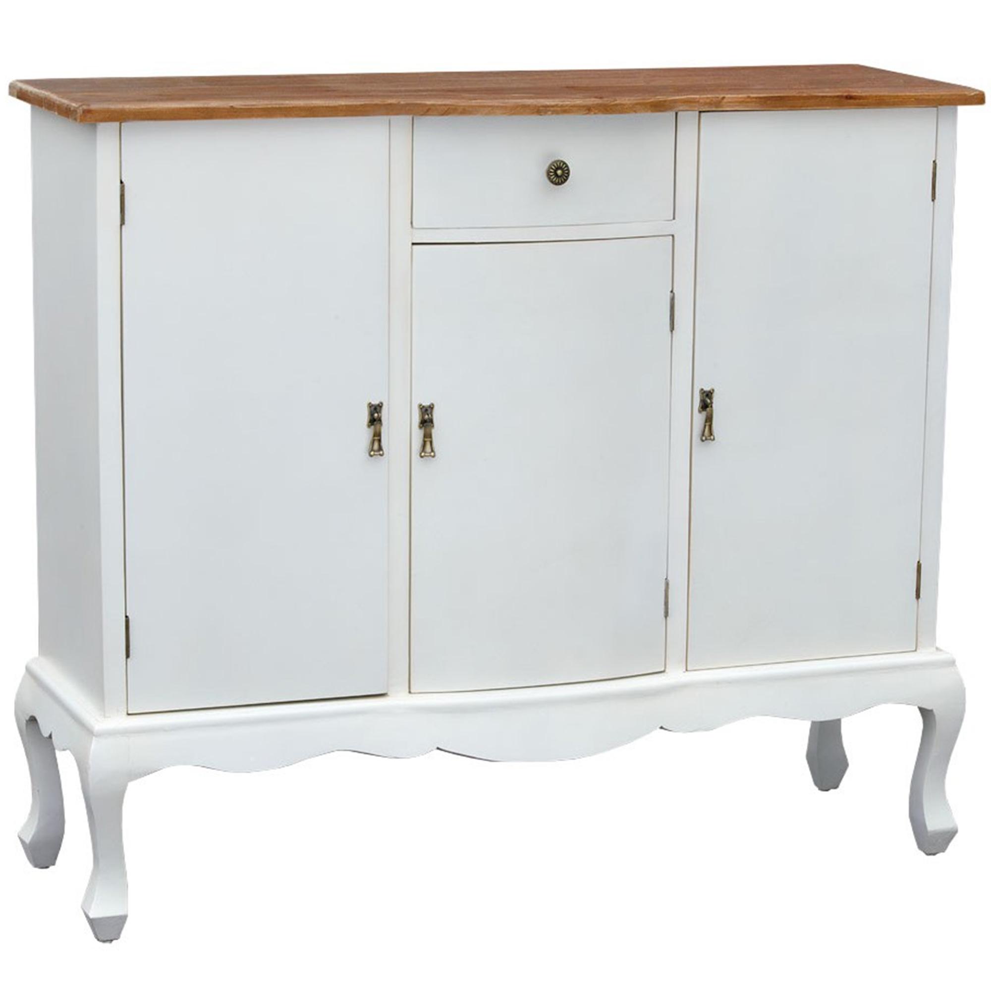 Transylvania Shabby Chic Large Cabinet